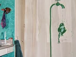 Best  Frog Shower Curtain