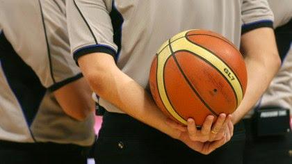Ανακοινώθηκαν οι διαιτητές και κριτές των αγώνων από Τρίτη 07-10-14 μέχρι και την Παρασκευή 10-10-14