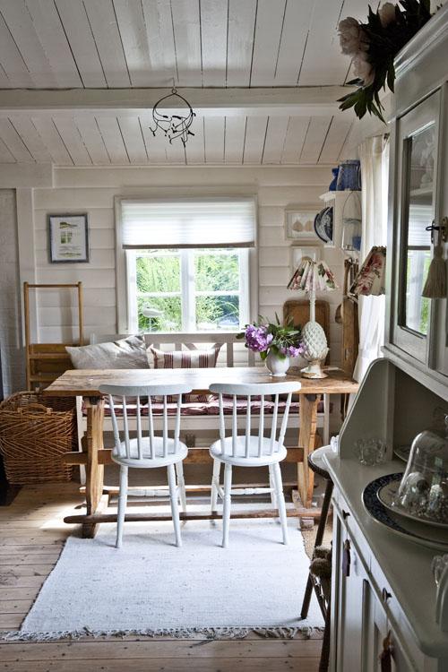 Small Scandinavian Summer House