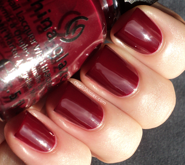 China Glaze Merry Berry