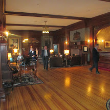 Stanley Hotel Inside