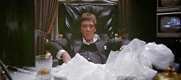 tony montana scarface cocaine coke cocaína el precio del poder al pacino para que se utiliza la vaselina cuando