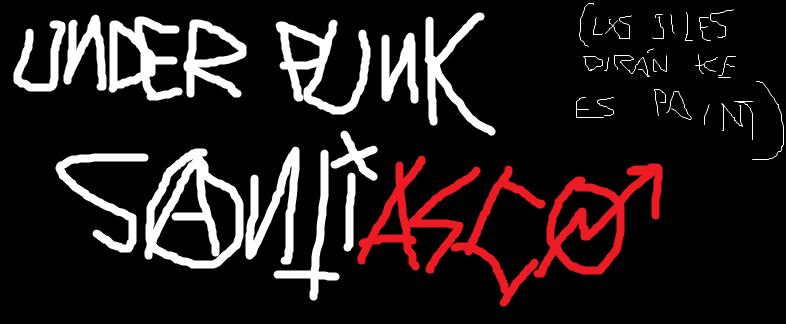 Under Punk Santia$co