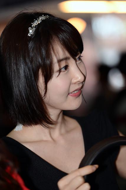 2 Lee Ga Na at FOHM 2013 - very cute asian girl - girlcute4u.blogspot.com