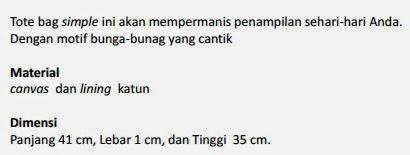 jual tas branded pekanbaru Whoopes-5020 Tote Bag