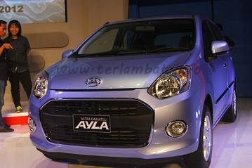 Foto AYLA Mobil terbaru 2012 Murah