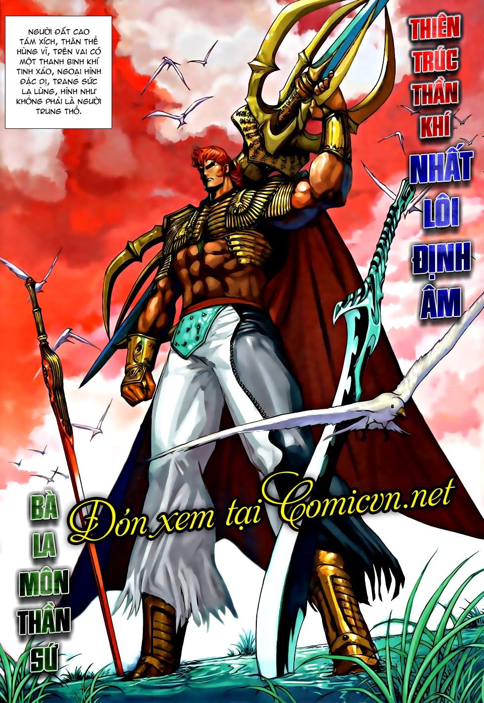 Thần Binh Huyền Kỳ II Chap 100 - Trang 42