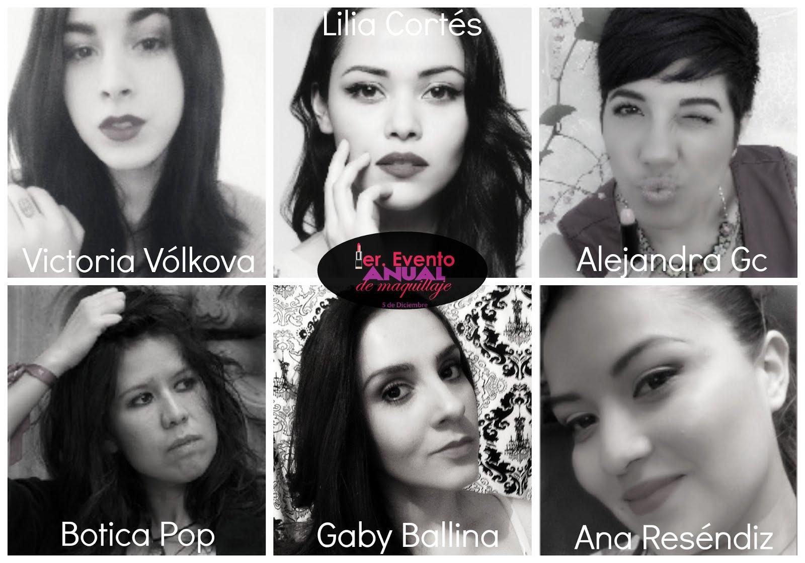 ¡1er Evento Anual de Maquillaje en México!