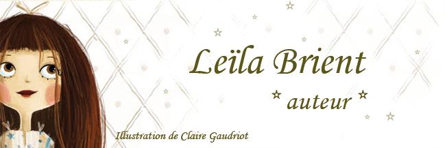 Leïla Brient - Auteur
