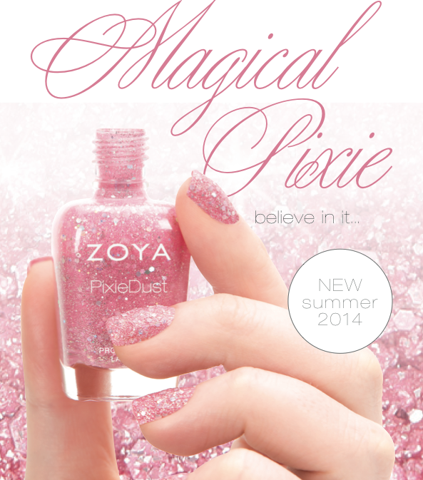 Zoya Summer 2014 Magical Pixie Collection