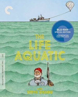 The Life Aquatic with Steve Zissou (Criterion Collection) [Blu-ray]  Starring:     Bill Murray, Owen Wilso