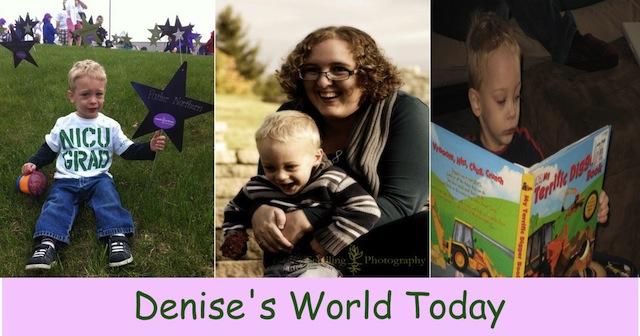 Denise's World Today