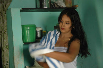 Archana Sharma Hot in Towel Photos