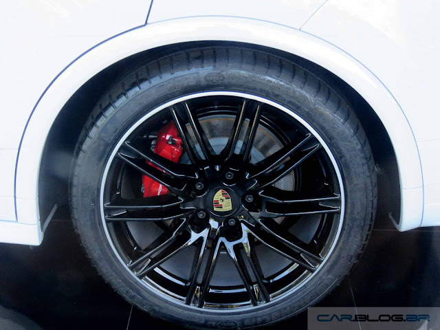 Porsche Cayenne GTS - Brasil