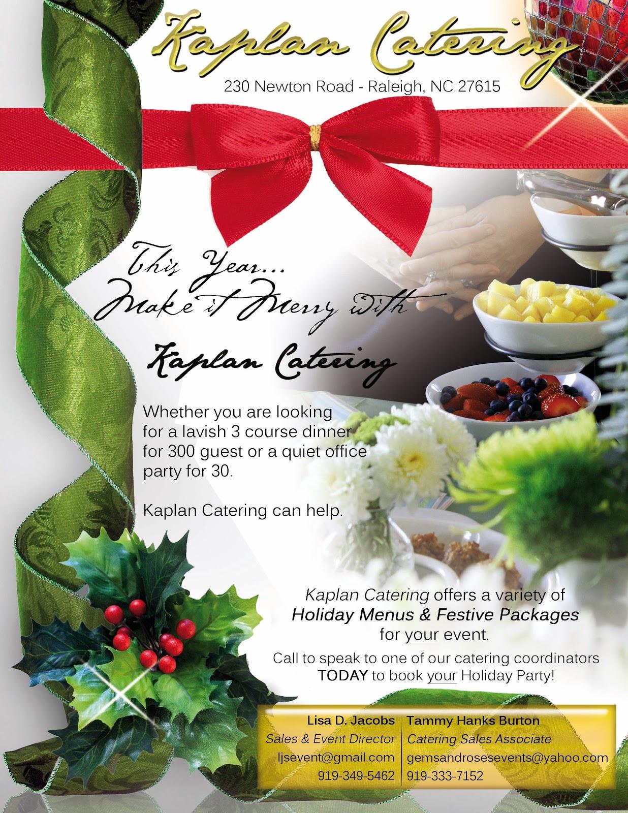 entertaining lisa kaplan catering holiday s kaplan catering holiday s