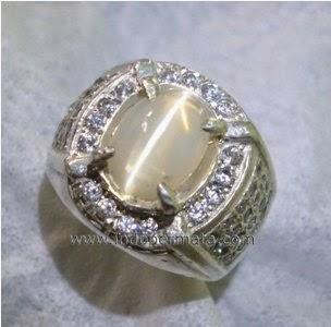 Jenis Batu Permata : Batu Permata Opal Cat Eye / Mata Kucing