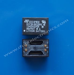 Jual Lithium Battery M4T28-BR12SH1 -TIMEKEEPER SNAPHAT Battery & Crystal