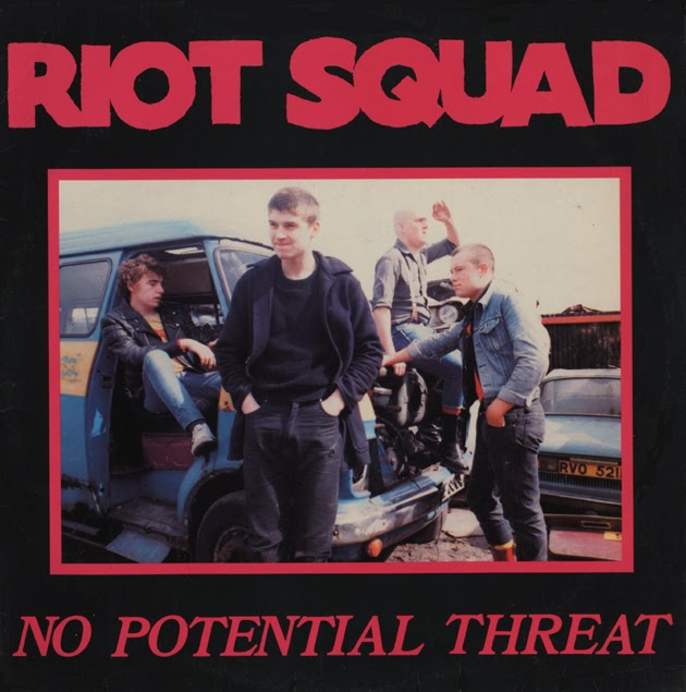 Riot Squad Religion Doesnt Mean A Thing  Riot In The City