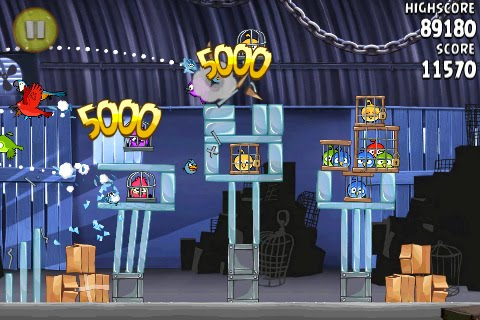 Angry Birds Rio Free Download - IPC Games