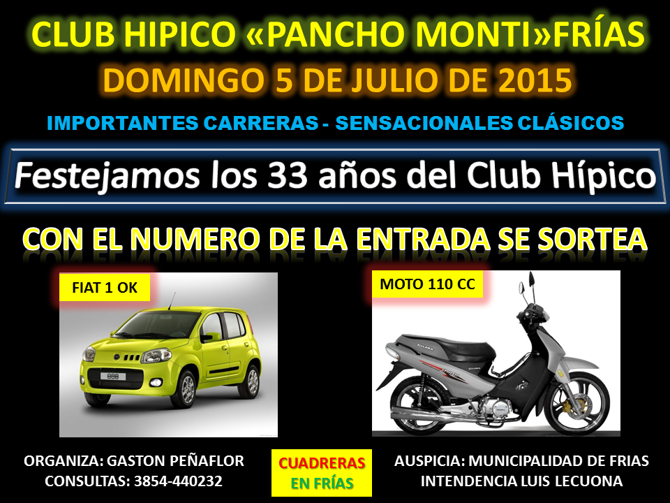 C.H.F 05 DE JULIO DE 2015