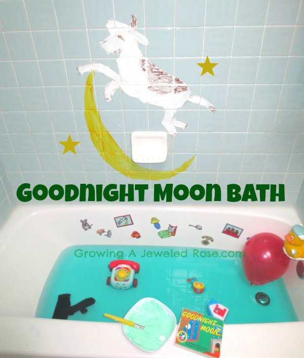 Goodnight Moon Storybook Bath Time