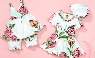 MyHabit: Barn Organics - Must-have shapes like kimono tops and pajama sacs are not only cute, they're extremely practical and easy to get on and off in between changes and bath time.