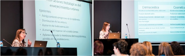 La Cabina de Lys participó como ponente, con una conferencia titulada: Colaboración cirujano-esteticista, un tándem perfecto. Dermaceútica BDR