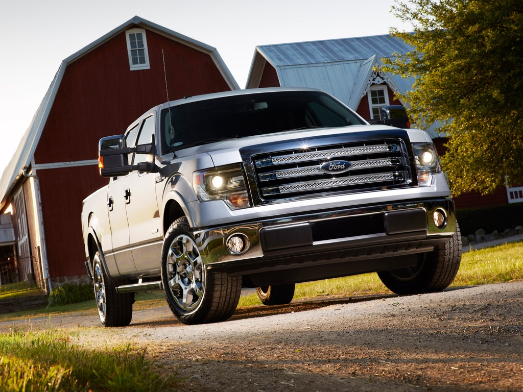 Ford F-150 Environmentally Friendly And Tough