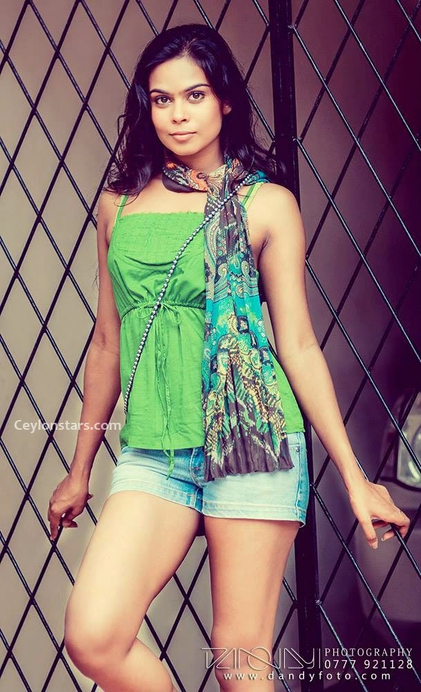 Ayanthi hot shorts