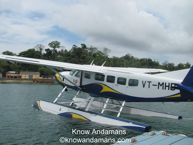 Schedule and Fare of Sea Plane Services in Andaman and Nicobar Islands