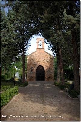 Parroquia Sta Mª Magdalena. La Poblachuela (CR)