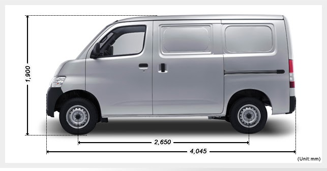 One 2 Car  Daihatsu Gran Max Van  Performance And