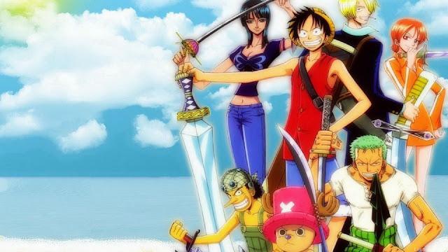 Tải hình nền One Piece