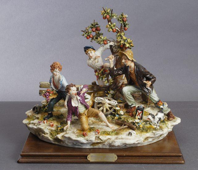 Non solo monumenti a maggio un weekend a tutta ceramica for Vasi capodimonte