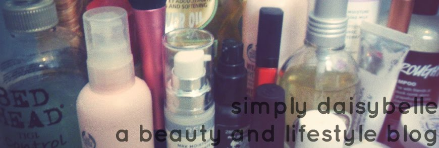 Simply Daisybelle - A UK Beauty and Lifestyle Blog