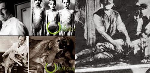 8 Setan Kematian yang Menjelma menjadi Ilmuwan Sadis