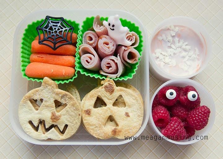 Halloween Bentos