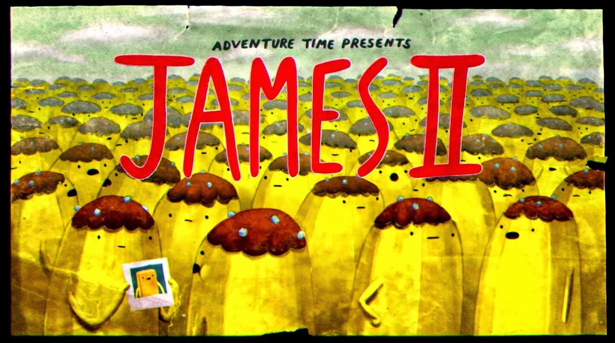 """Assistir: Hora de Aventura 6ª Temporada Episódio 03- """"James II"""" Dublado (HD 720p)"""