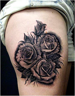 Trend Tattoo Styles: Rose Tattoo Placement Ideas