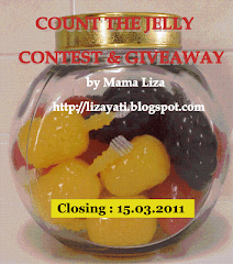 """Count The Jelly Contest & Giveaway"""