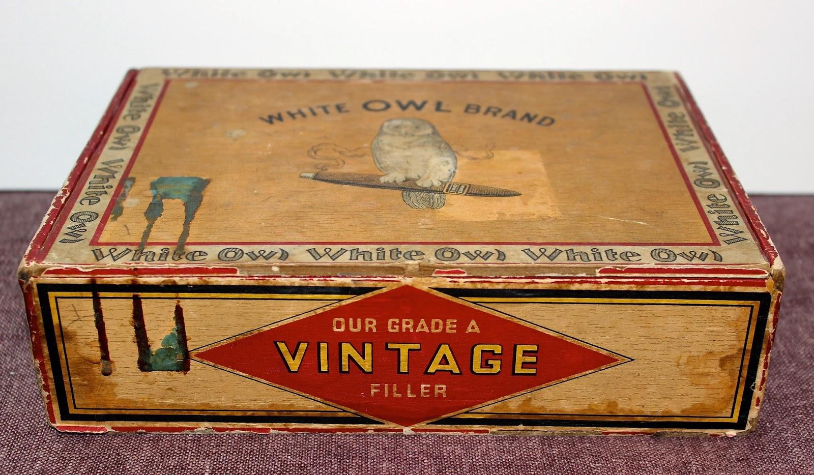 Vintage white owl cigars - photo#3