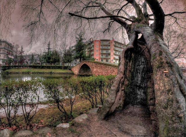 Η βυζαντινή γέφυρα