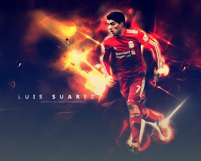 Luis Suarez Liverpool Wallpaper hd