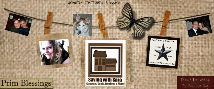 Saving with Sara