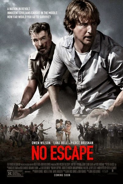Film No Escape 2015