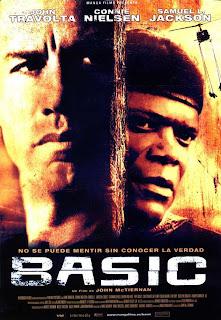 Basico y Letal Poster