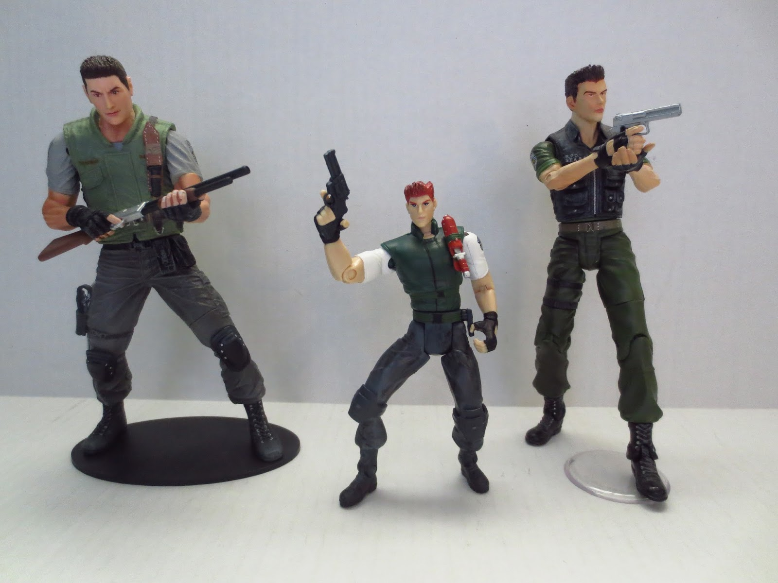 Toys For Chris : Action figure barbecue review chris