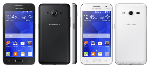 Cara Install Cwm/TWRP Recovery Samsung Galaxy Core 2
