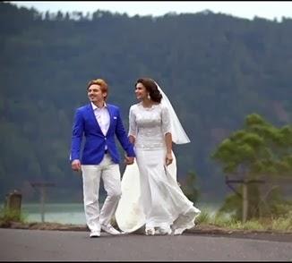gambar Rozita Che Wan dan Zain Saidin, Perkahwinan RM13 juta Rozita Che Wan & Zain Saidin