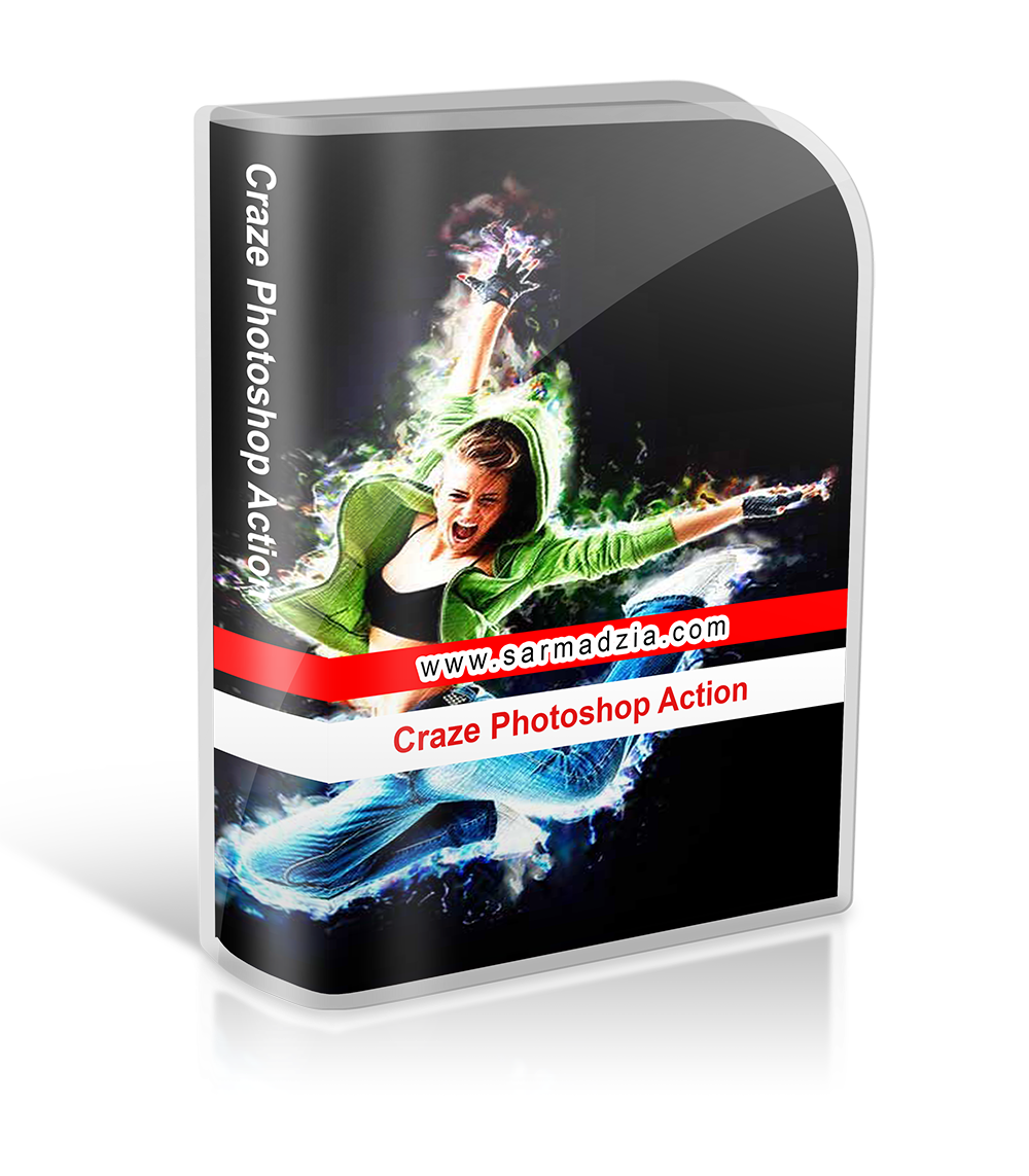 Adobe Photoshop Craze Action free Download